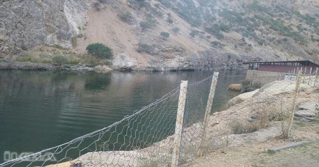 Pembelik Barajı'na giren 1 kişi suda kayboldu