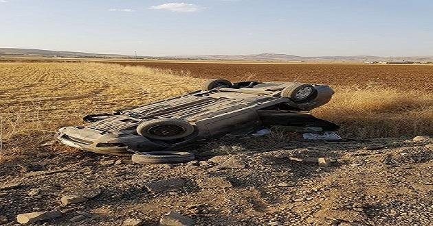 kovancılar Bingöl yolunda kaza