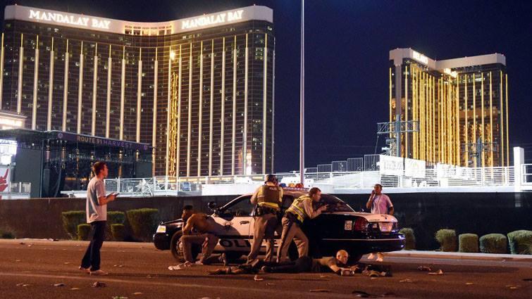ABD polisi: 20'den fazla ölü 100'ün üzerinde yaralı var.