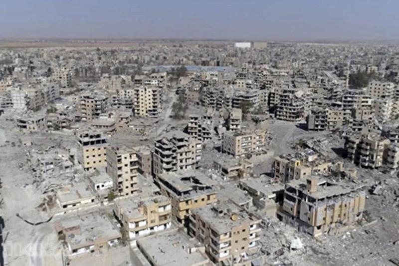 Af Örgütü: Koalisyon güçleri yüzlerce sivili öldürdü