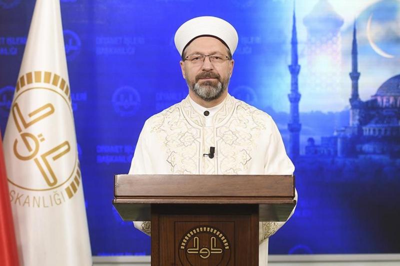 Diyanet İşleri Başkanı Erbaş Hacı adayların hakkı korunacak