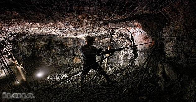 Yer altı maden işçileri günde en fazla 7,5 saat çalışacak