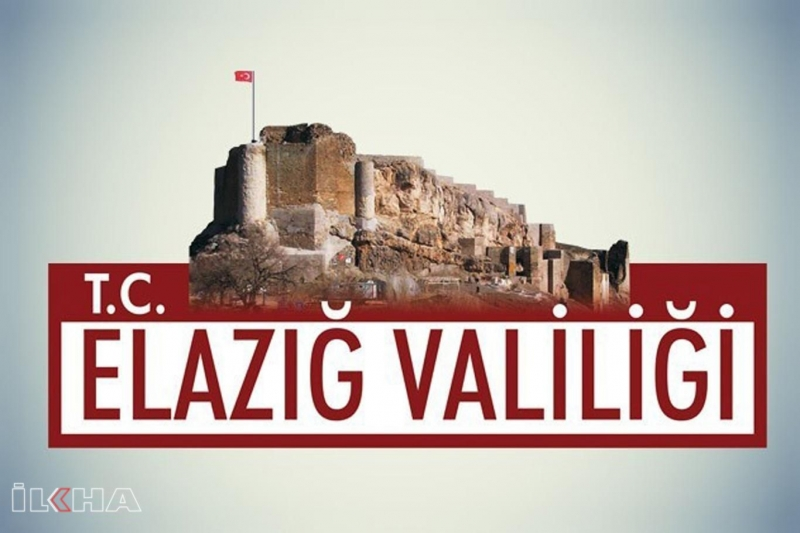 Elazığ'da 15 Nokta 1 Yıl Süreyle Özel Güvenlik Bölgesi İlan Edildi