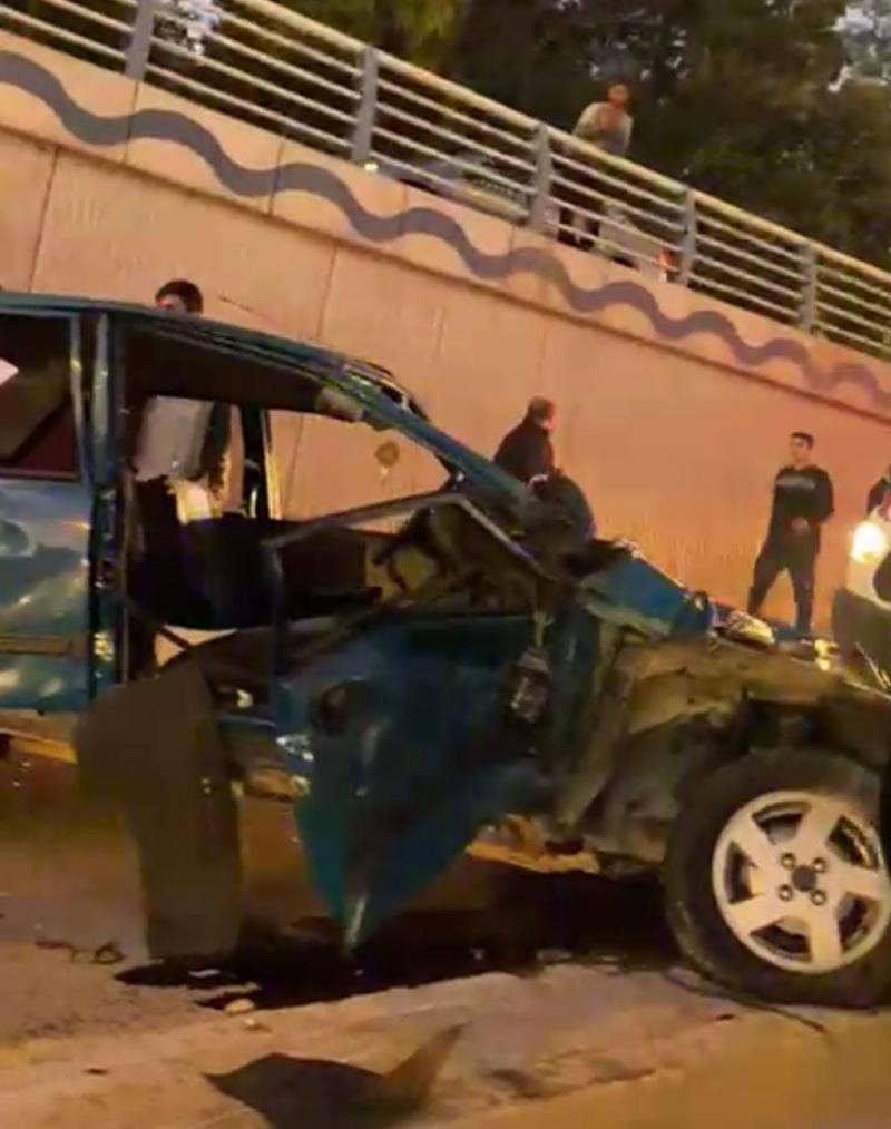 Elâzığ`da trafik kazası: 4 yaralı