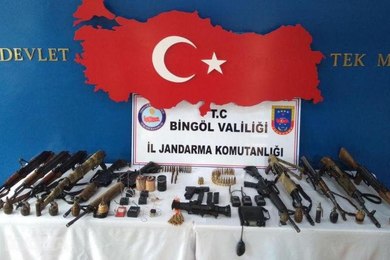 Gri listedeki PKK'li öldürüldü