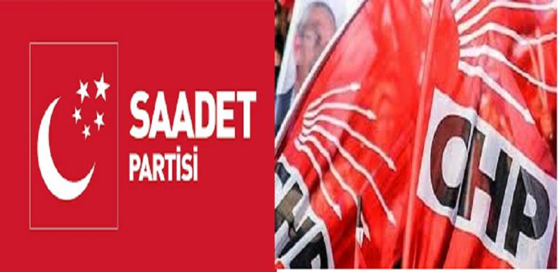 Kovancılar`da CHP ve Saadet Partisinin Belediye ve İl Genel Meclisi Kesin Listesi