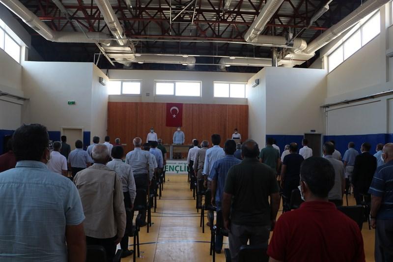 Köylere Hizmet Götürme Birliği 1. Olağan Toplantısı Gerçekleştirildi.
