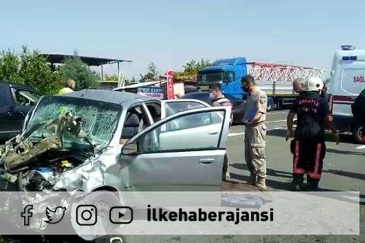 Malatya'da katliam gibi kaza: 5 ölü
