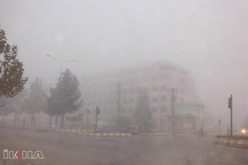 Meteoroloji'den sağanak ve sis uyarısı