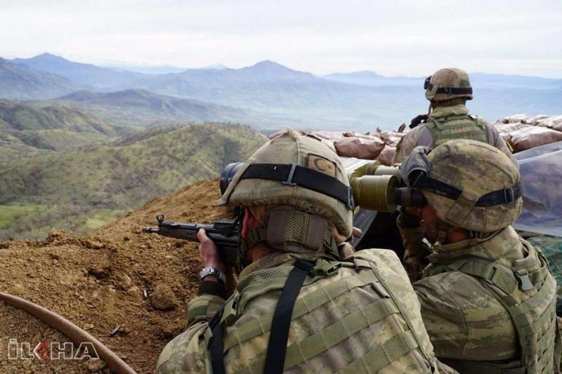 MSB 6 PKK elemanının etkisiz hale getirildiğini açıkladı