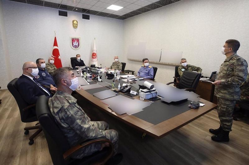 MSB Pençe-Kaplan Operasyonu başarıyla sürüyor