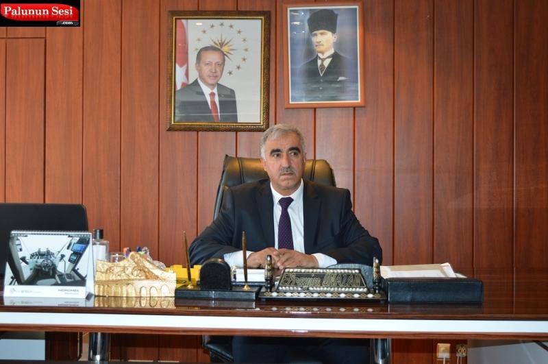 Palu Belediye Başkanı Efraim Ünalan: Görevimin Başındayım