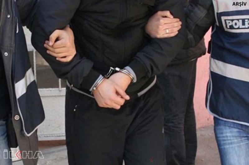 Suç Makinası Hırsızlıktan Yakalandı