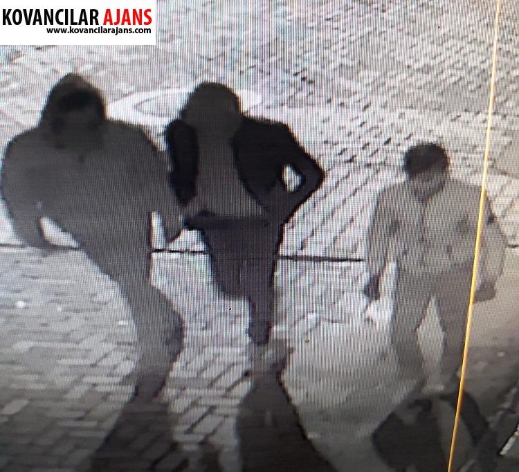 Telefon Çalan 3 Kişi Tutuklandı