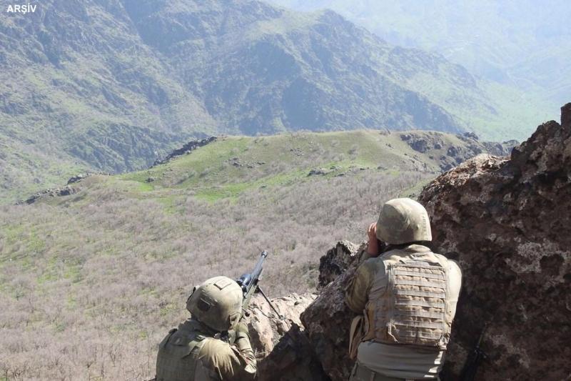 Tunceli'de 29 bölge, geçici özel güvenlik bölgesi ilan edildi