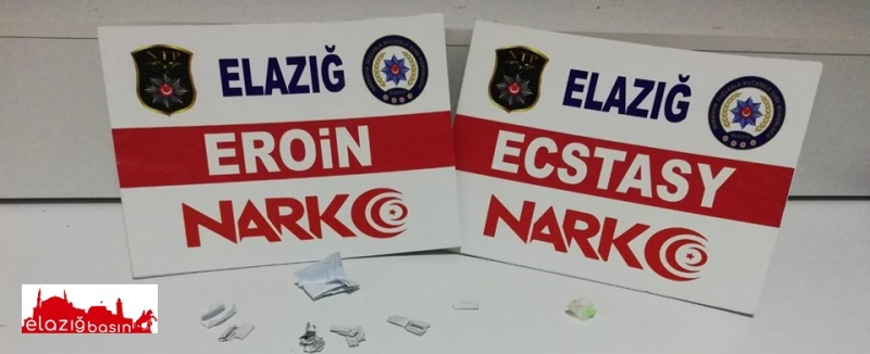 Uyuşturucu Operasyonu : 1 Tutuklama