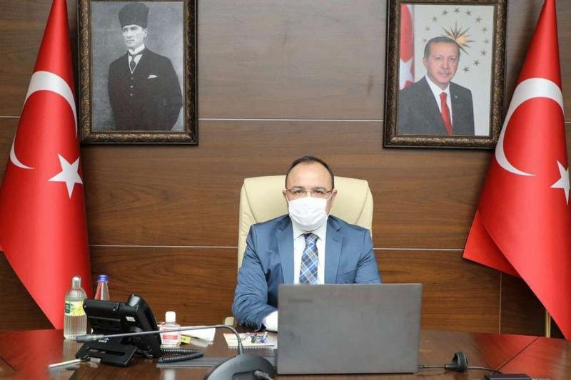 Vali Yırık Elâzığ'da yaşanan depremin yıldönümü ile ilgili mesaj yayımladı