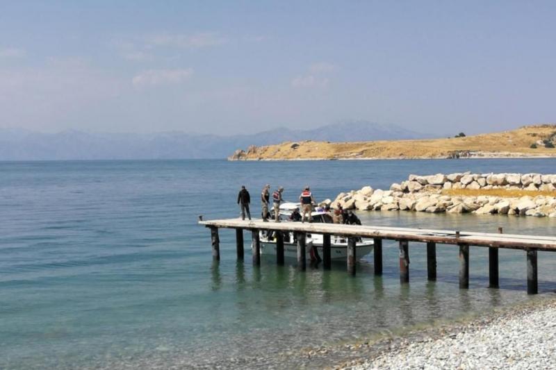 Van Gölü'nden çıkarılan ceset sayısı 11'e yükseldi