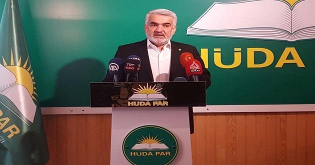 Hüda Par: Hükümet, eski Türkiye uygulamalarını icra edenlere ve himaye edenlere fırsat vermemelidir